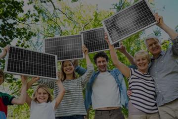 Energia Solar e os Idosos